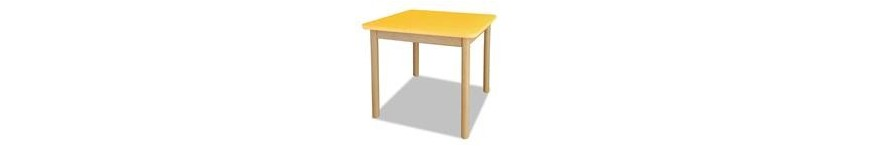 Tavoli quadrati